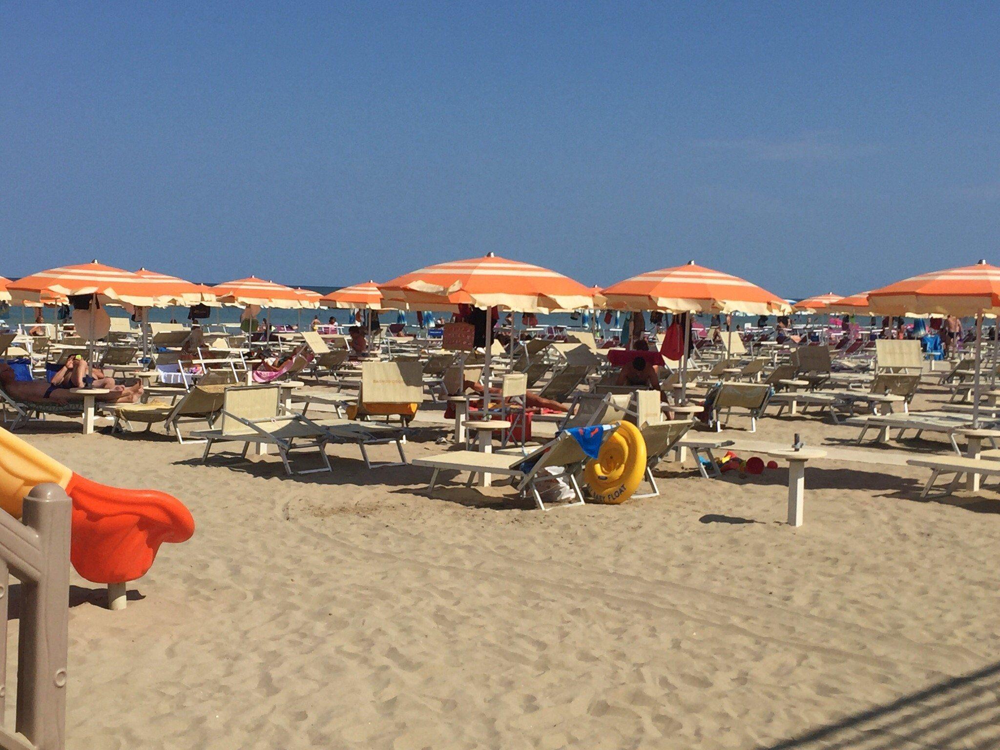 Paguro Beach Bellaria Centro (activities) - Bellaria-Igea Marina ...