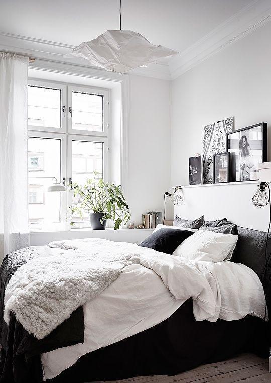 Kleines Zuhause mit einer tollen Küche #smallbedroominspirations