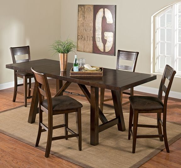 Everett Dining Room Collection  Value City Furniturecounter Custom Value City Kitchen Sets Decorating Inspiration