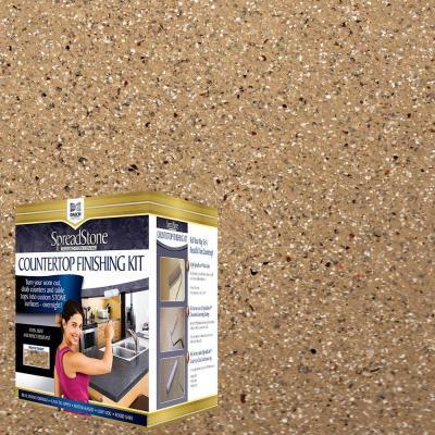 Rust Oleum Transformations 70 Oz Desert Sand Large Countertop Kit
