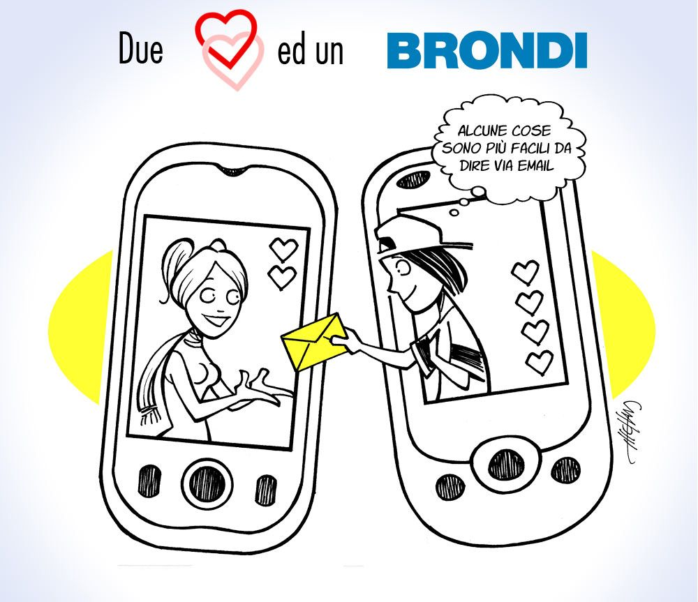 You should write an e-mail if you are too shy  #dualsim  www.brondi.it/dualsim