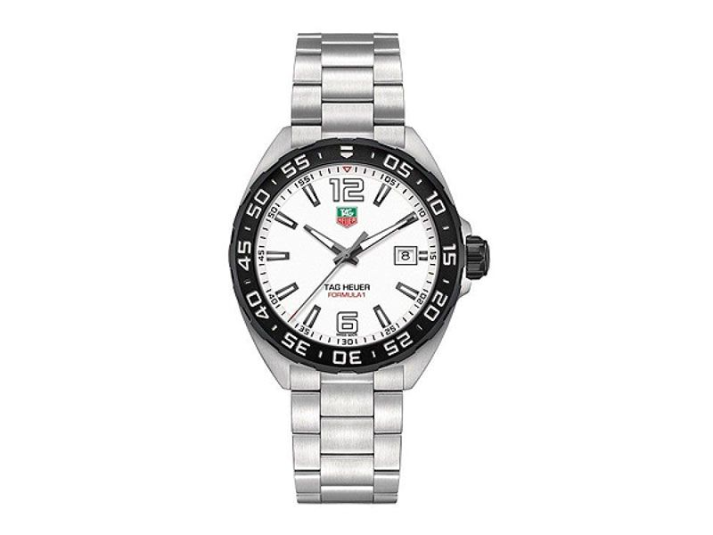 TAG Heuer Formula One Basel World 2018 WAZ111A.BA0875 #