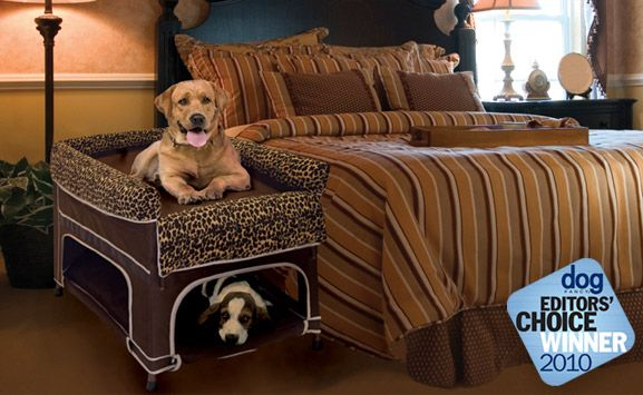 If We Had A Normal Sized Bedroom We Could Have This On Andy S Side Of Course I Need The Dogs To Not Take Up Any B Pet Bunk Bed Dog Bunk