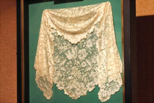 Dentelles Et Blondes Caen Et Courseulles Antique Lace Fashion Lace Top