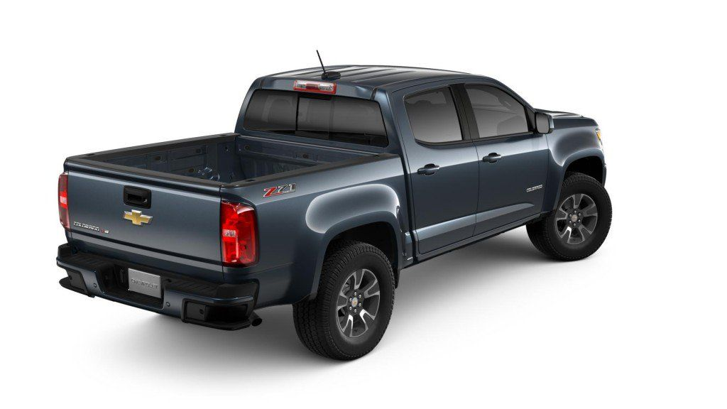 Here S The New Shadow Gray Metallic Color For The 2019 Chevy Colorado Chevy Colorado New Shadow Chevy