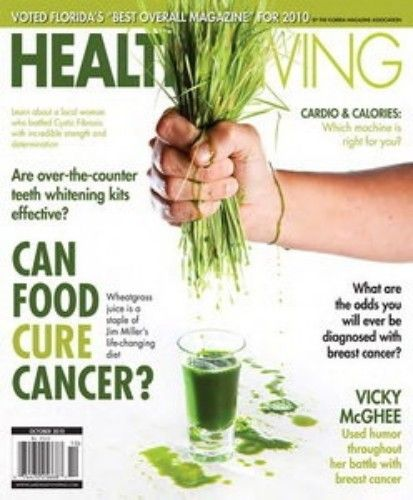 Healthy Living Magazine Fast Healthy Meals Healthy Living Healthy Tips