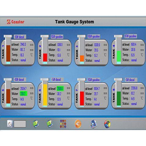 mechanical fuel level gaugeCenstar tank level gauge