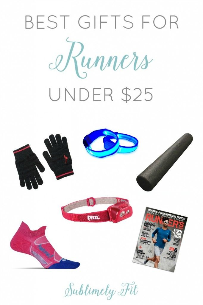 Best Gifts for Runners Under $25 | It\'s better to give ...