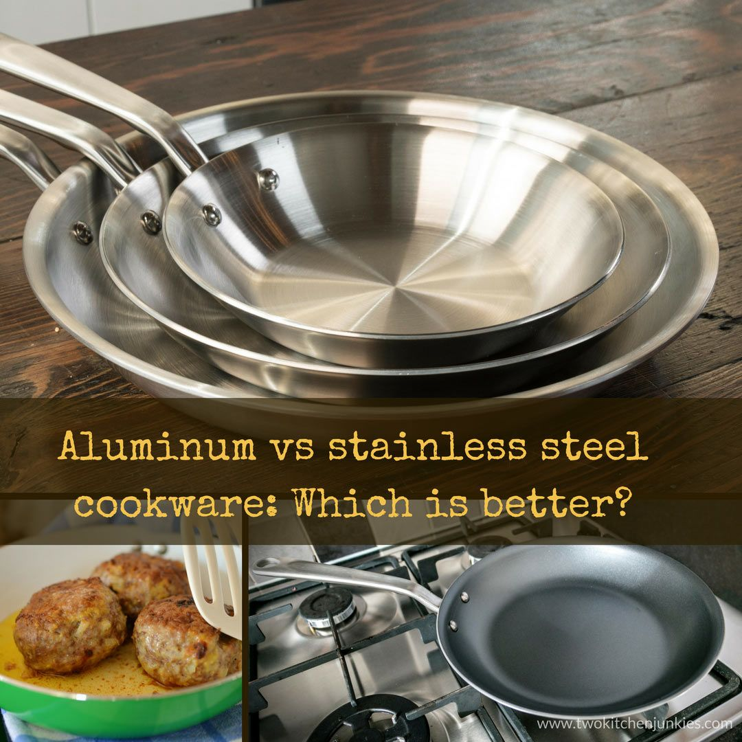 Food Network Kitchen Hacks: There Is A Big Difference In The Way You Use Stainless