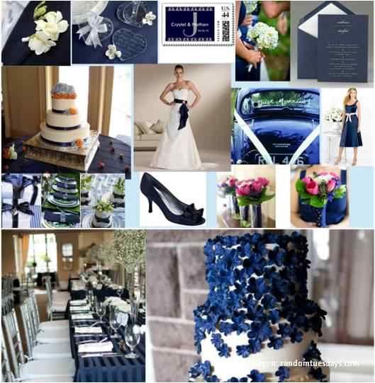 Decoraciones en azul cerúleo: Azul cerúleo o cerulean blue: Muy parecido al azul rey y al azul marino, este color le da un toque de alegría y elegancia al ambiente. Puedes usarlo en la mantelería, copas y algún accesorio en tu atuendo y el del novio.