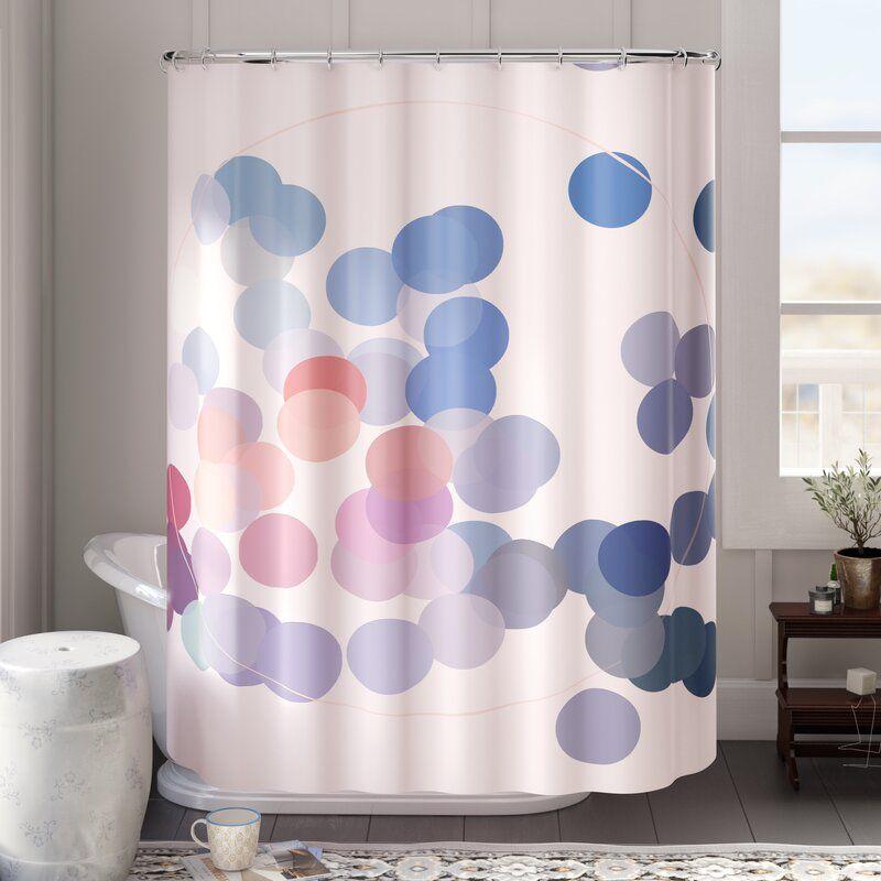 Tokai Wink Single Shower Curtain Stylish Shower Curtain Shower