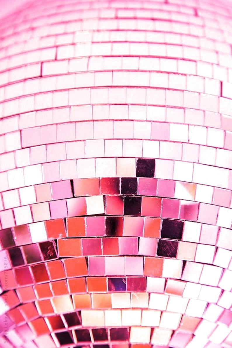 Aesthetic Aesthetic Disco Ball Aesthetic Gif Aesthetic