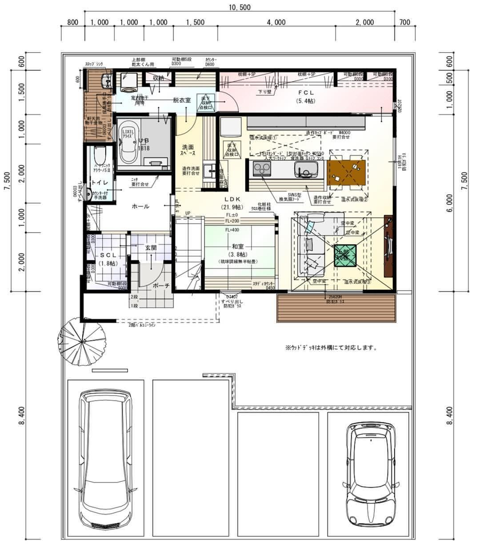 Misakiさんはinstagramを利用しています 間取り 床面積37 6坪