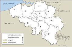 Werkbladen Provincies Belgie Google Zoeken Klas