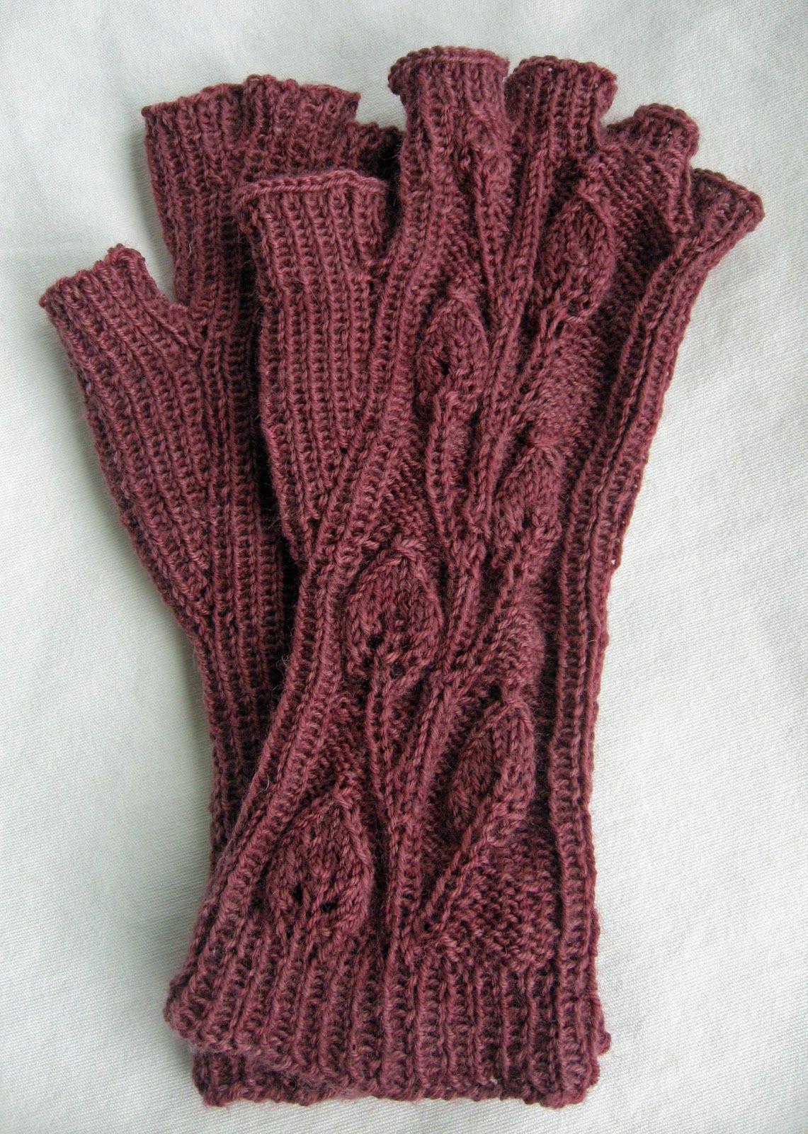 Marktfrauenhandschuhe (Bernis Strickwelt) | Stulpen, Handschuh und ...