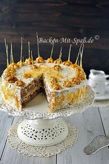 Torte Schatztruhe In 2018 Stuff Sucree Pinterest Karamell