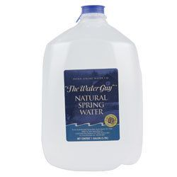 6/1 gal The Water Guy Water