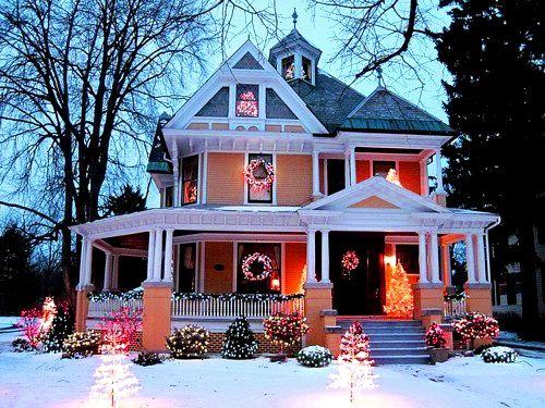 Holiday House,  Elgin Illinois