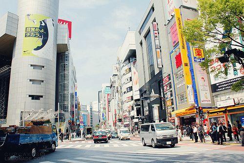 Shibuya 109 (by solid_blossom)