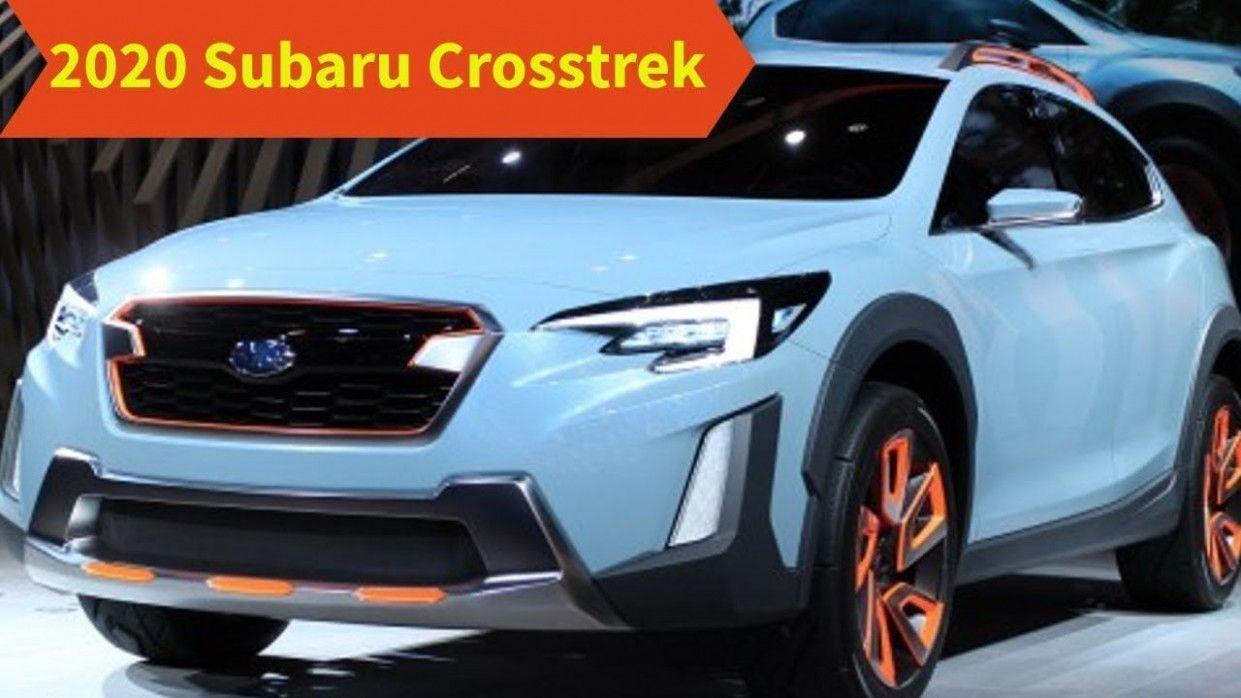 2020 Subaru Crosstrek Release Date and Concept