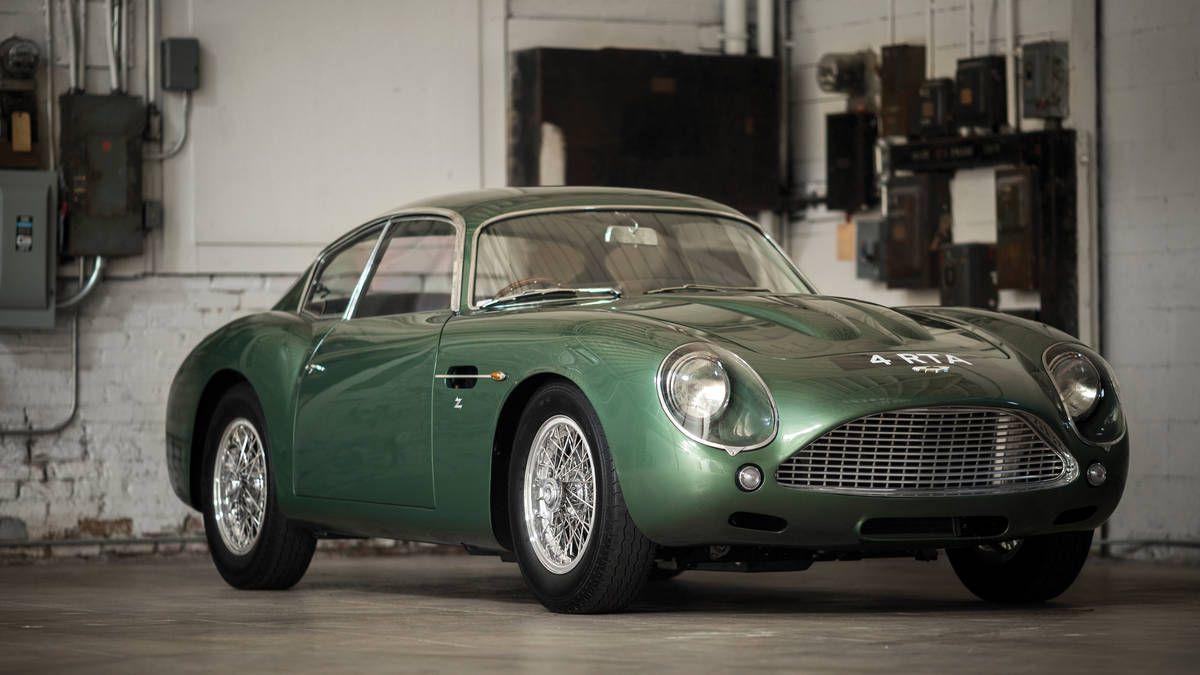 1962 Aston Martin DB4GT Zagato RM   Cool & Classic Sport Cars ...