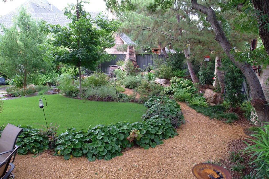 Dfw Landscape Design News Bonick Landscaping Backyard Garden Small Backyard Gardens Gravel Landscaping