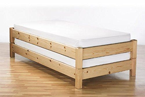 Small Single 2 6 Taurus Stacker Bed