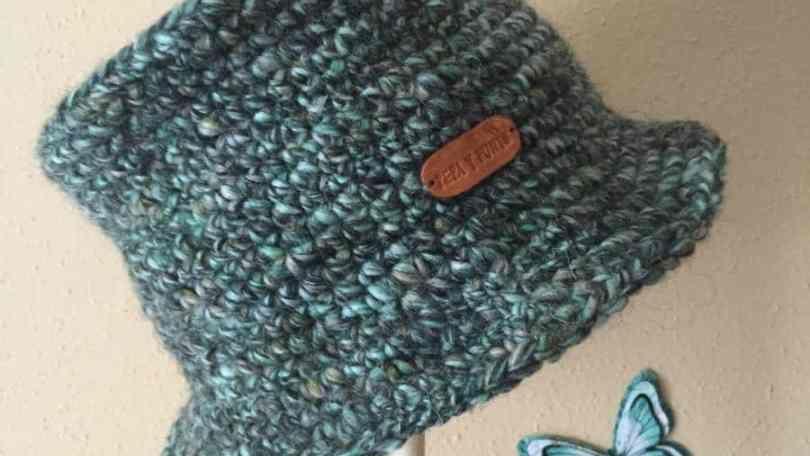 Como hacer un gorro a crochet rápido y fácil | bebe | Pinterest ...