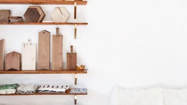 Ikea hack: boekenplank met chique uitstraling