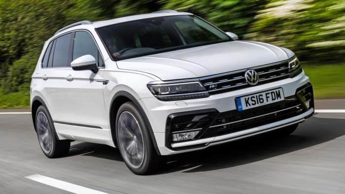 2017 Vw Tiguan R Line Specs Price Design
