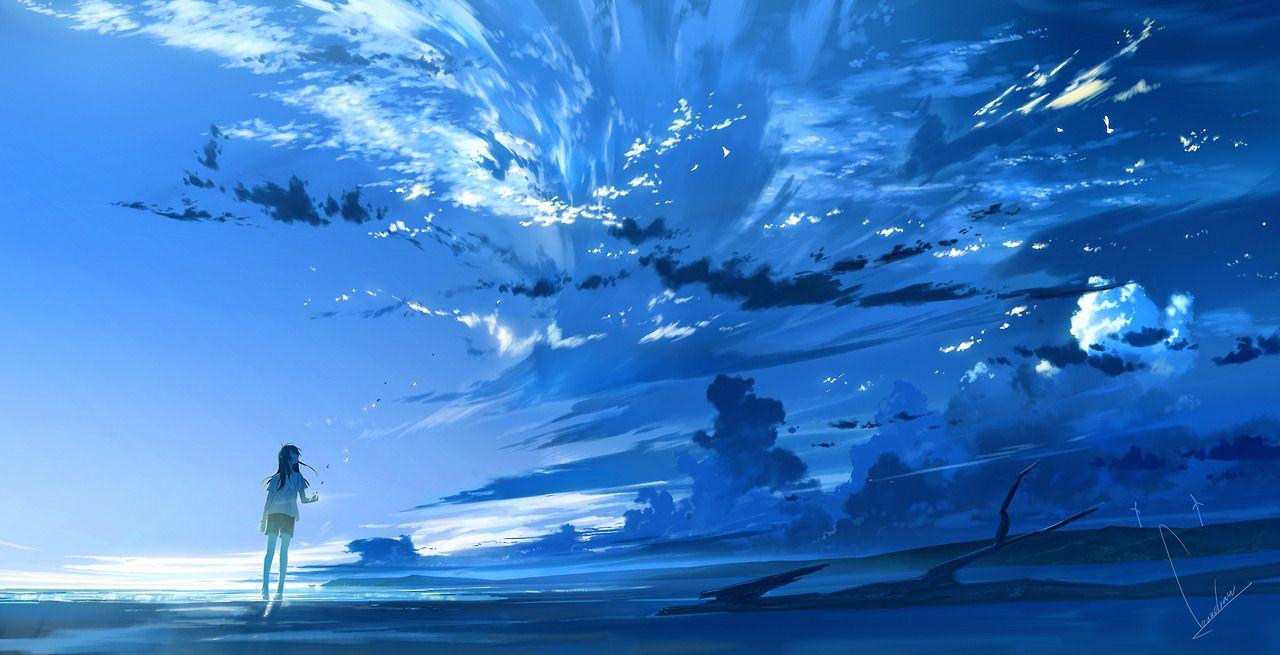Cach To Mau Va Phối Bong おしゃれまとめの人気アイデア Pinterest ゆきの 空イラスト 風景の壁紙 ノスタルジック 画像