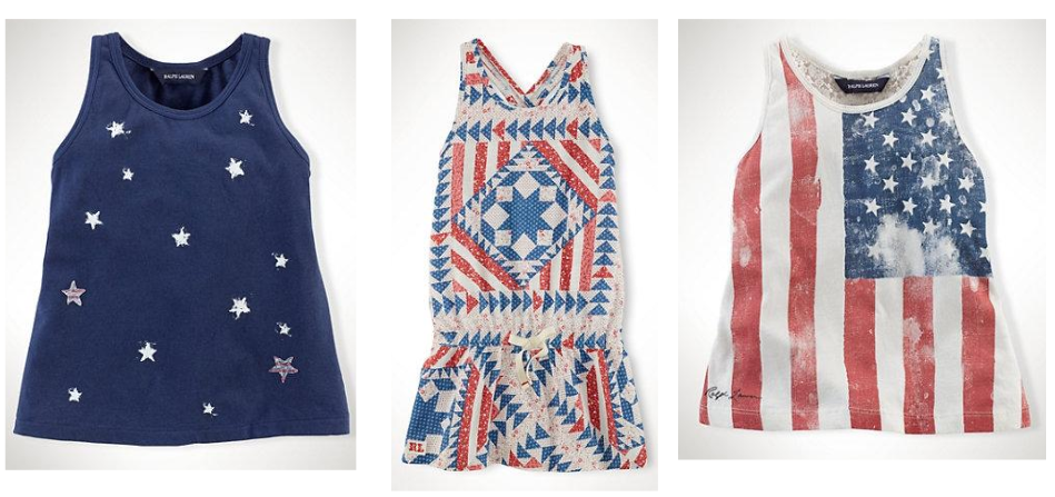 Fashionable July 4th Finds
