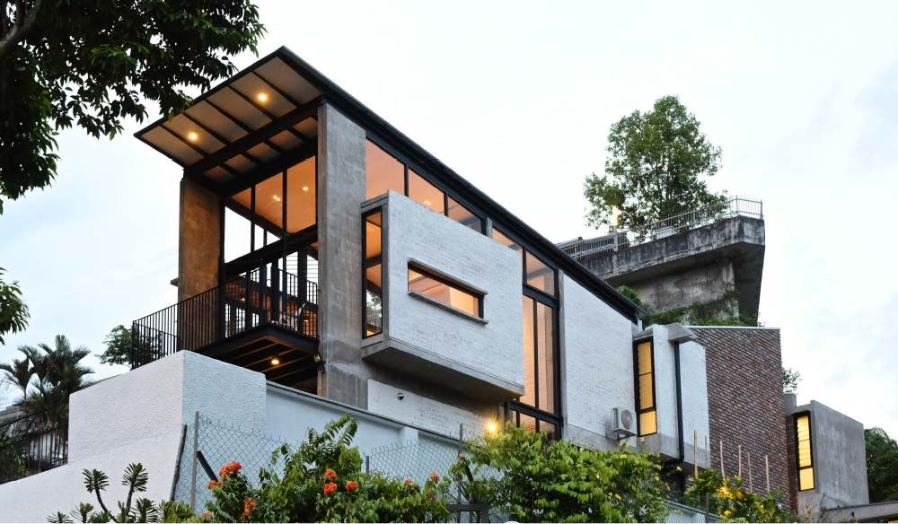 PROJECTS - JELUTONG HOUSE :: STUDIO BIKIN | Interior Designer Kuala Lumpur, Malaysia