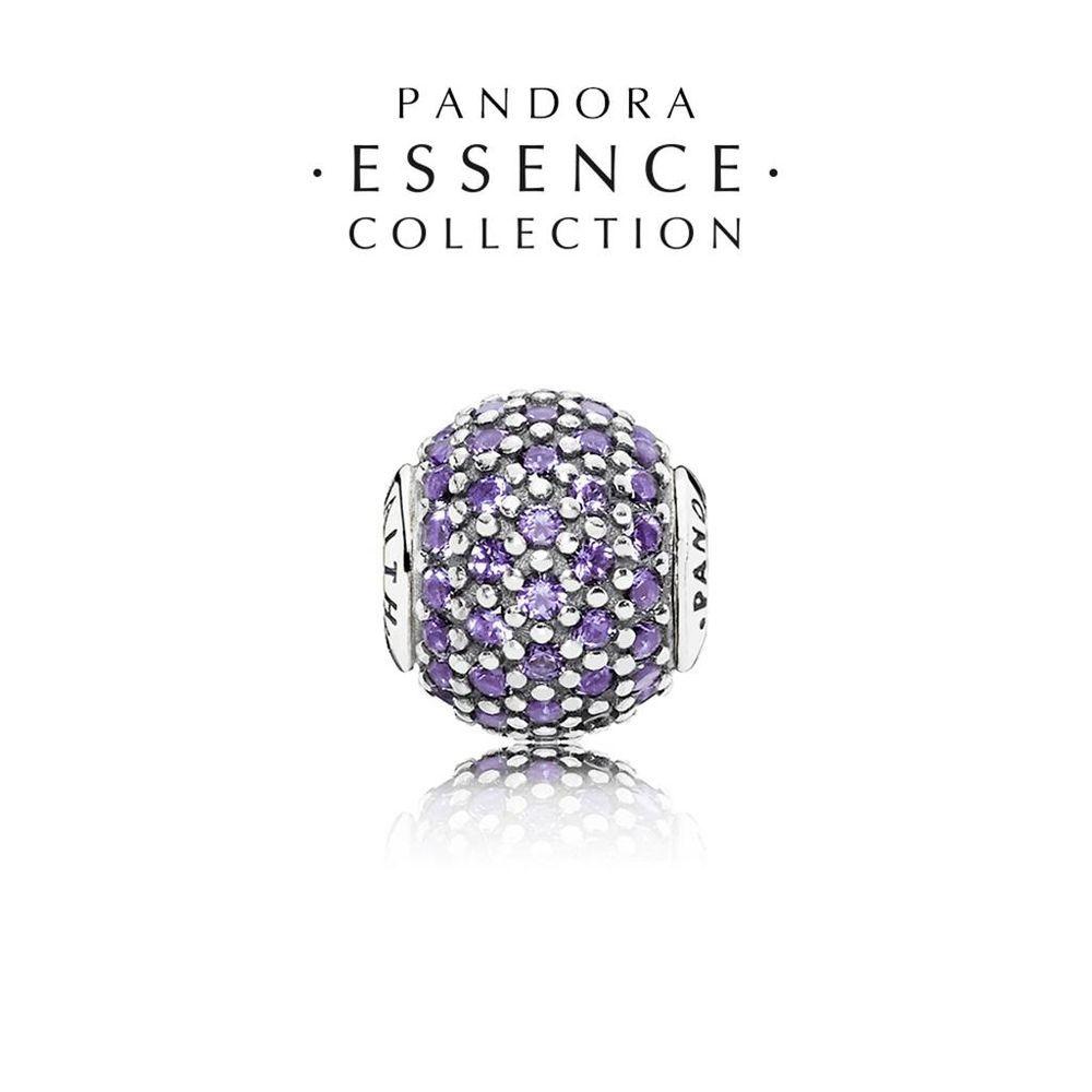 Charm Pandora Essence Collection Faith Fe 796062acz Pandorajoias Joias Pandora Prata Significado Das Pedras