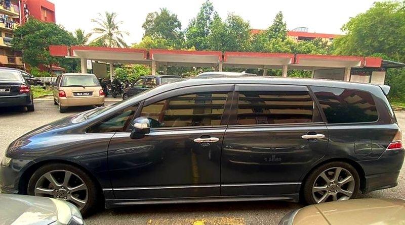 Kajang Selangor For Sale Honda Odyssey Rb1 2 4 At Family Mpv Suv Sambung Bayar Continue Loan 1800 Malaysia Cars Com Mal In 2020 Honda Models Honda Odyssey Cars Com