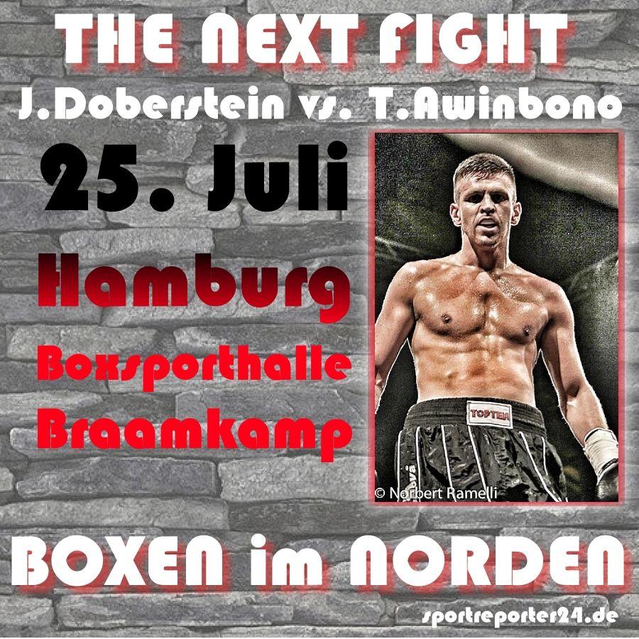 Jürgen Doberstein, the NEXT Fight http://ow.ly/OWkvL
