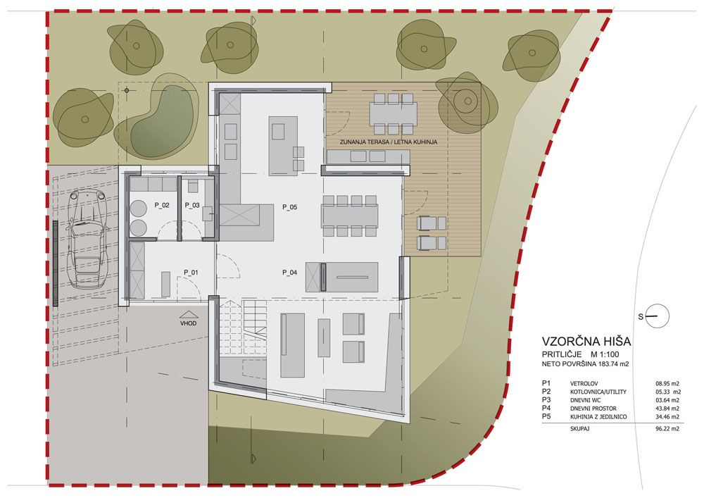 prefabricated house design in vienna embraces transparency httpfreshomecom - Vienna House Plans