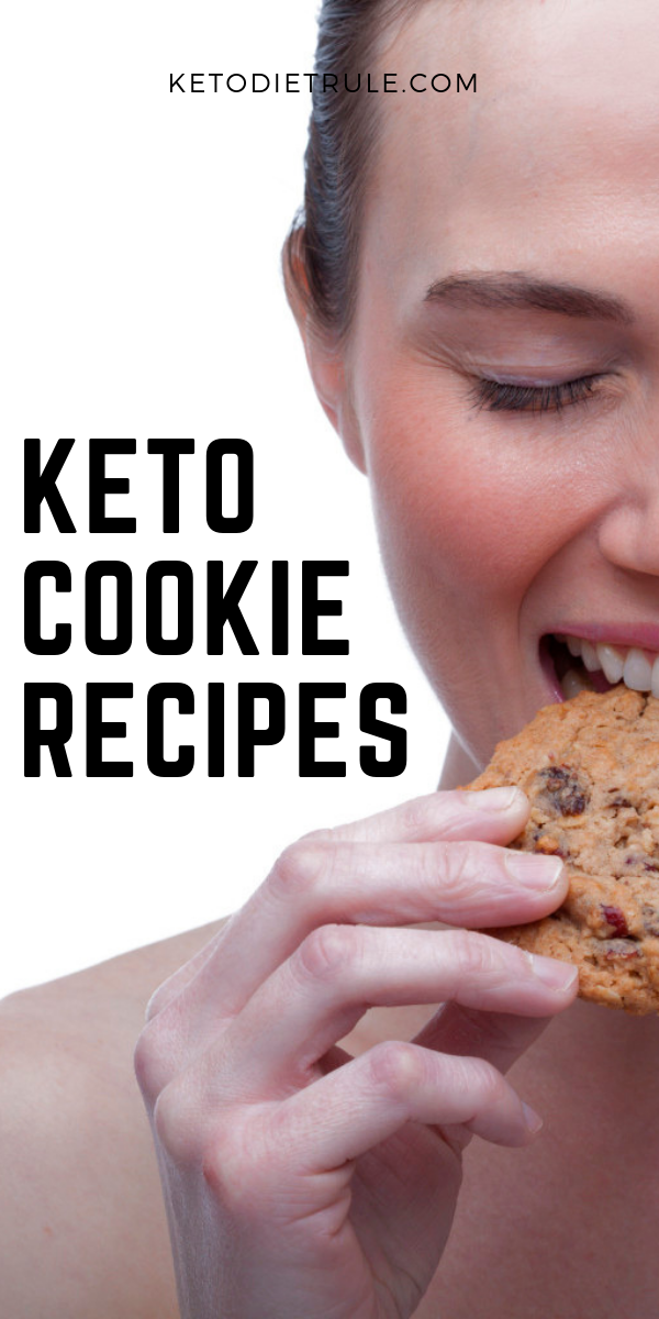 Keto Cookies: 5 Delicious Low-Carb Keto Cookie Recipes to Try #ketocookierecipes