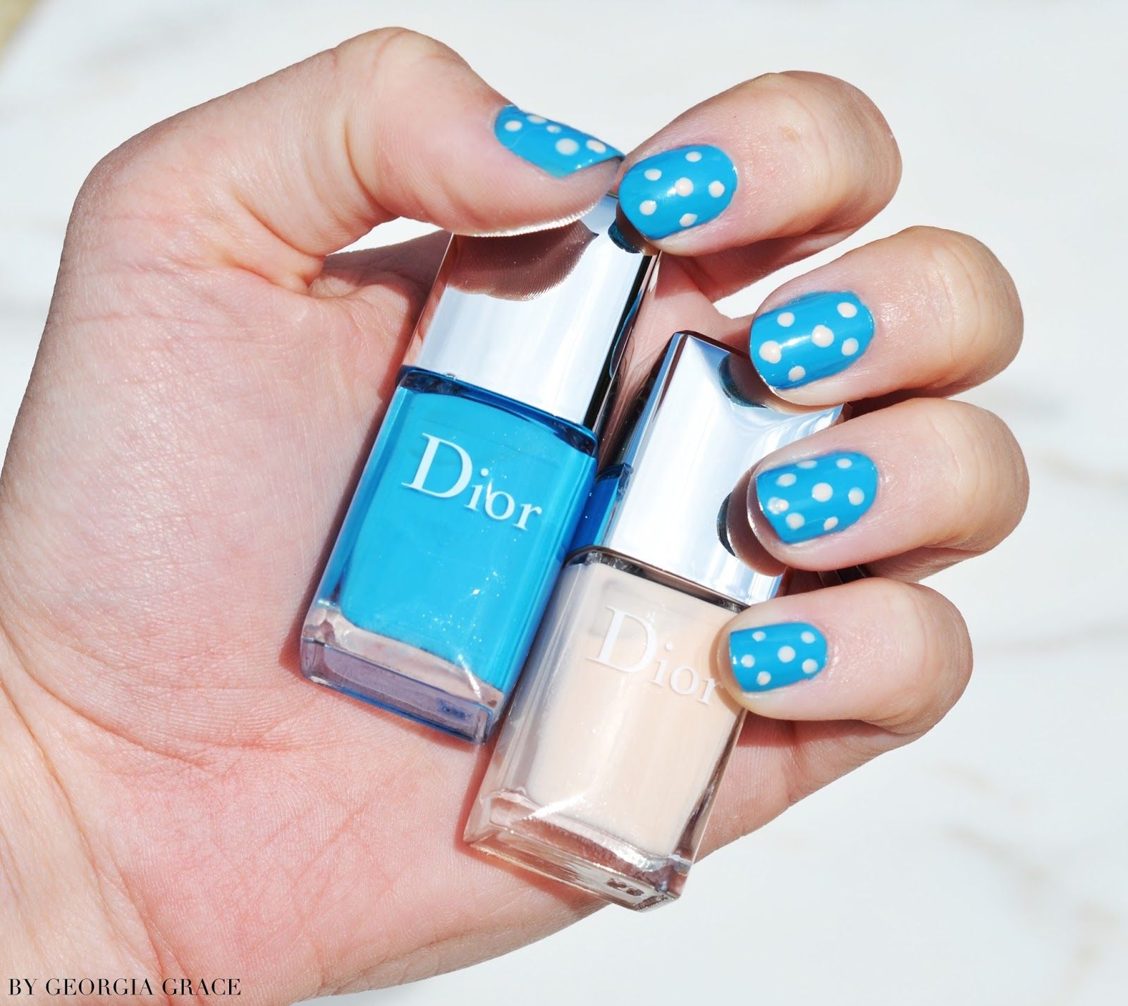 Swatches & Review of Dior Summer 2016 Milky Dots Collection Polka ...