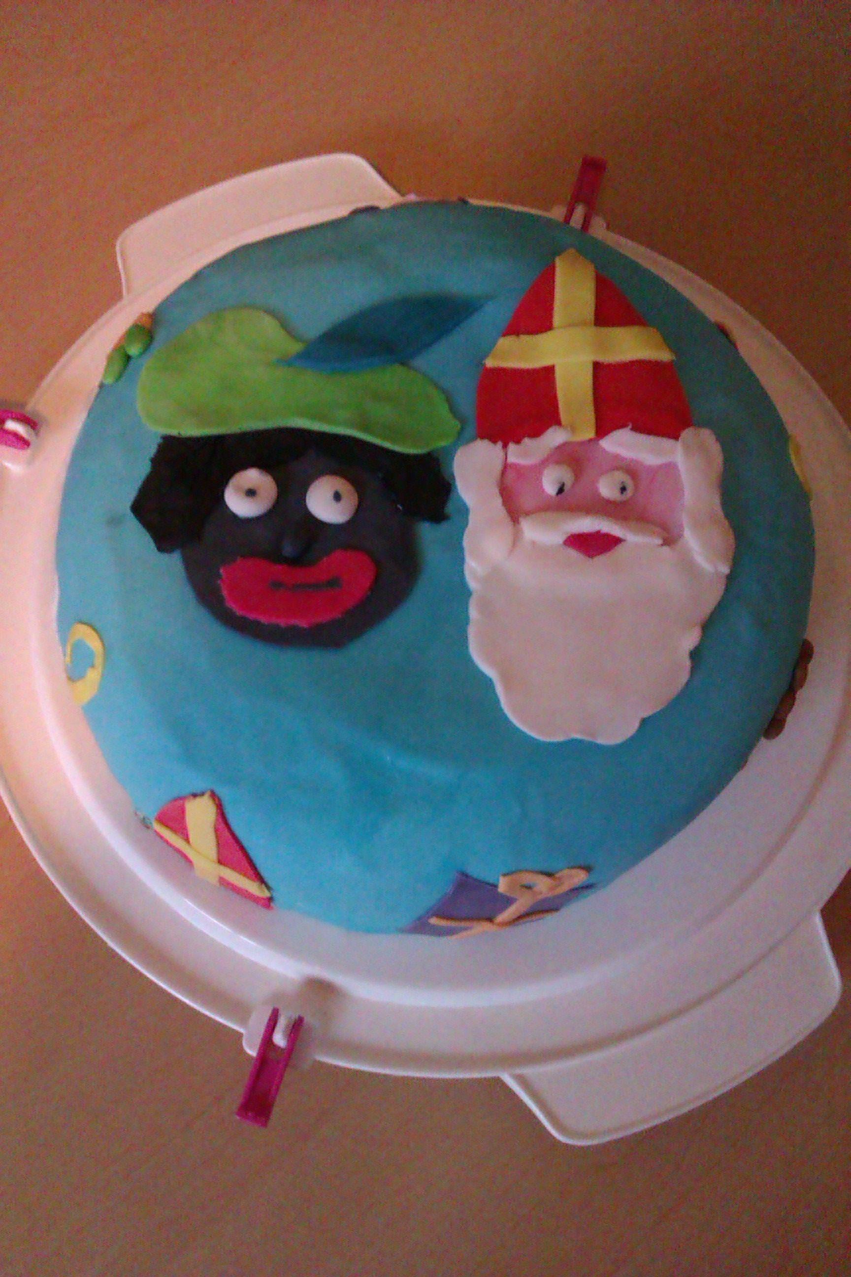 Sinterklaastaart 2011
