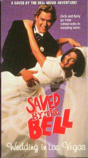 Saved By The Bell Wedding In Las Vegas 1994 Saved By The Bell Las Vegas Vegas Wedding