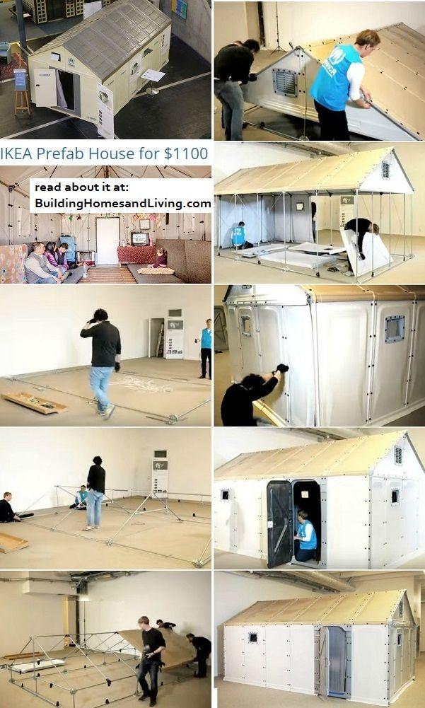 IKEA Prefab House for 1100 (Pt. 2)