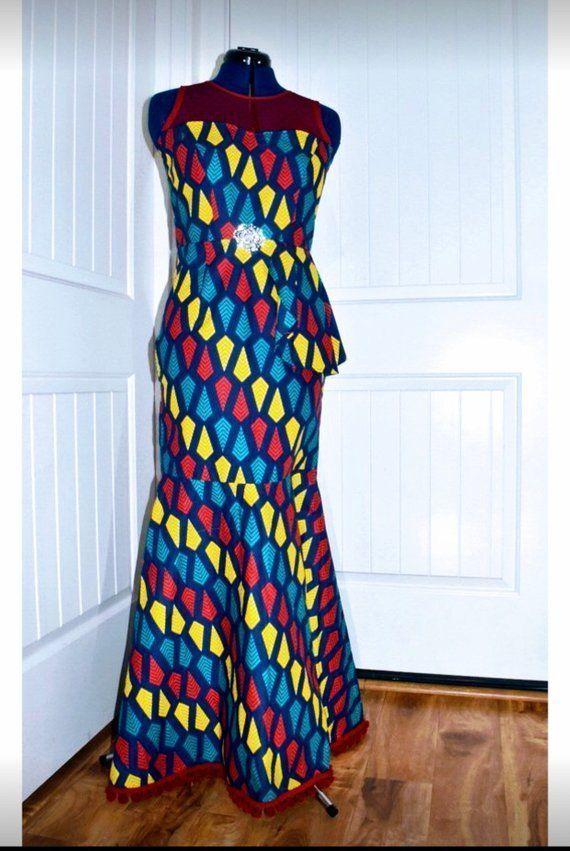Afrikanische Frauen Kleidung / Ankara Mode Kleid / African Prints Kleid / African Wachs langes Kleid / African Prints Fit und Flare Frauen kleiden / WR3004#fashionlife #fashionstylist #fashiondiaries #fashionlove #weddingvideo #weddingblogger #weddingflorist #weddinggoals #weddingceremony #fashionlook #fashiongirl #interiordesigners #eventdesign #afrikanischefrauen Afrikanische Frauen Kleidung / Ankara Mode Kleid / African Prints Kleid / African Wachs langes Kleid / African Prints Fit und Flare #ankaramode