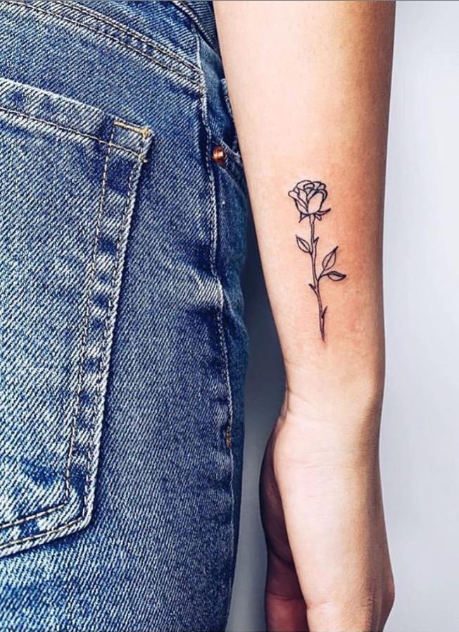 Photo of 100 niedliche kleine Tattoo-Design-Ideen für Sie-bedeutungsvolle kleine Tätowierung – – – #Cu…