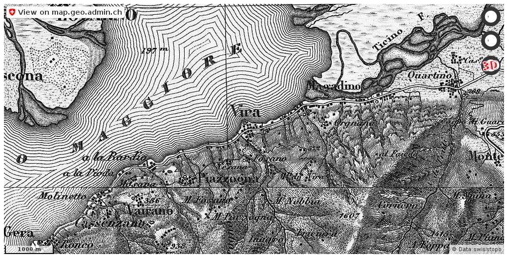 Gambarogno TI Historische Karten Routenplaner http://ift.tt/2qKT1kv #karten #gis