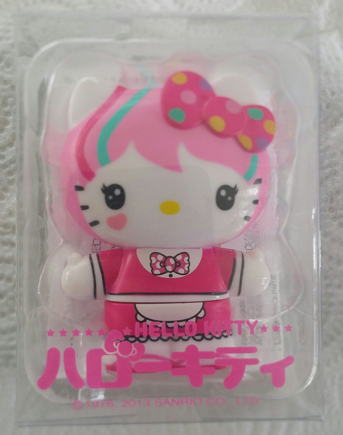 c69833086 Sanrio Limited Edition 2013 Hello Kitty Japanimation Collection 4GB USB  Flash Drive Collectible Figure