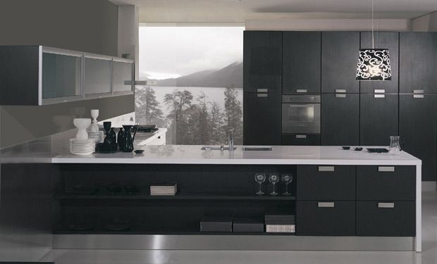 Fedan : Productos : Muebles de Cocina : Johnson Acero Murano ...