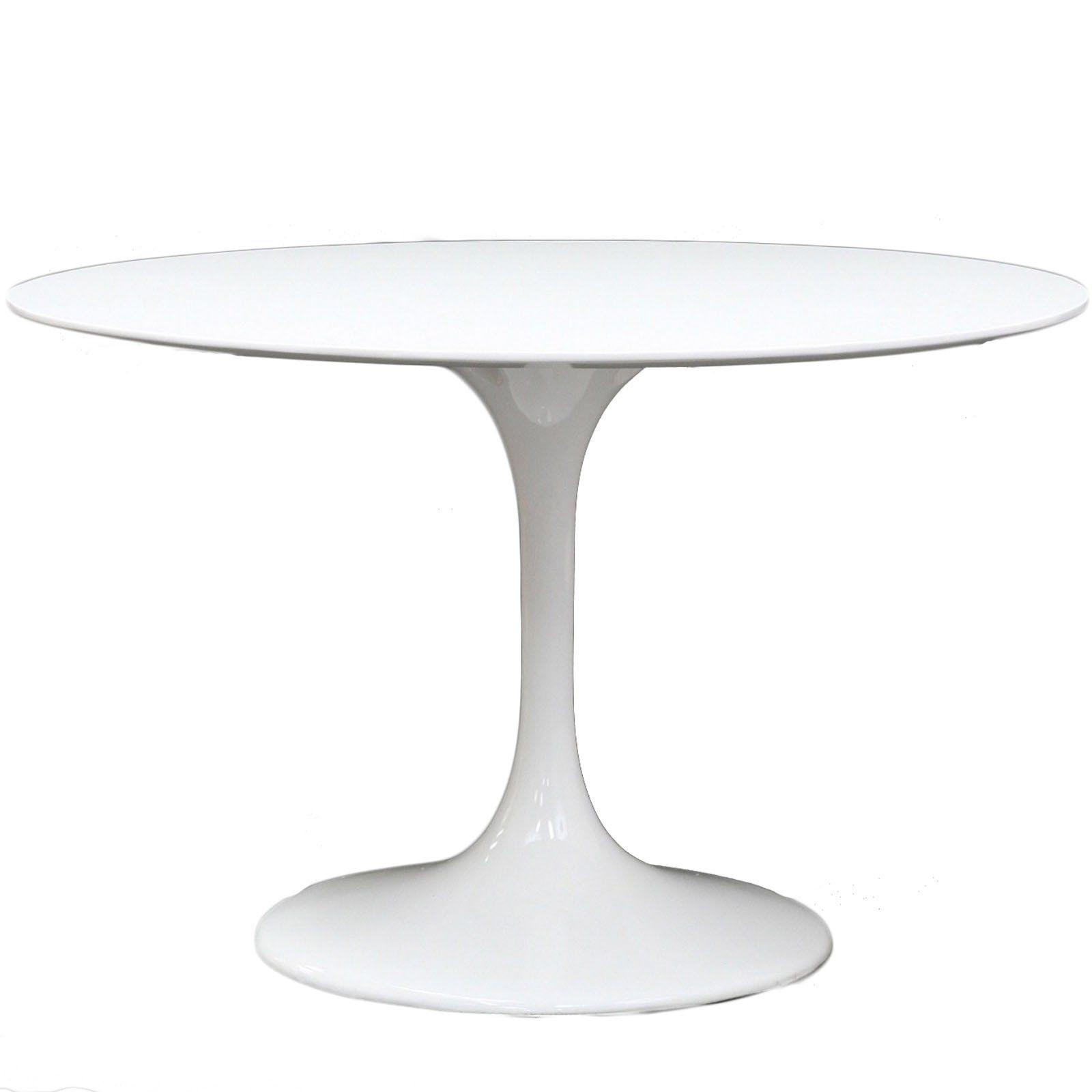 Modway Furniture Lippa 40 Fiberglass Dining Table Tulip Dining Table Dining Table
