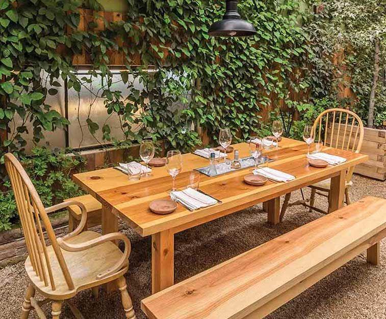 Huset Cocina de Campo brinda a sus comensales una experiencia ...