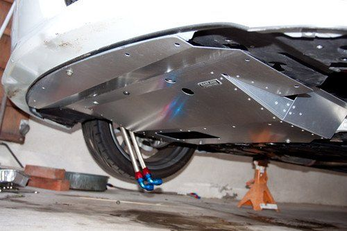 70daa340c875777bb829b7a10e1b083d rare jdm polished aluminum lower engine shield cover & wire 2004 Nissan Maxima at gsmx.co
